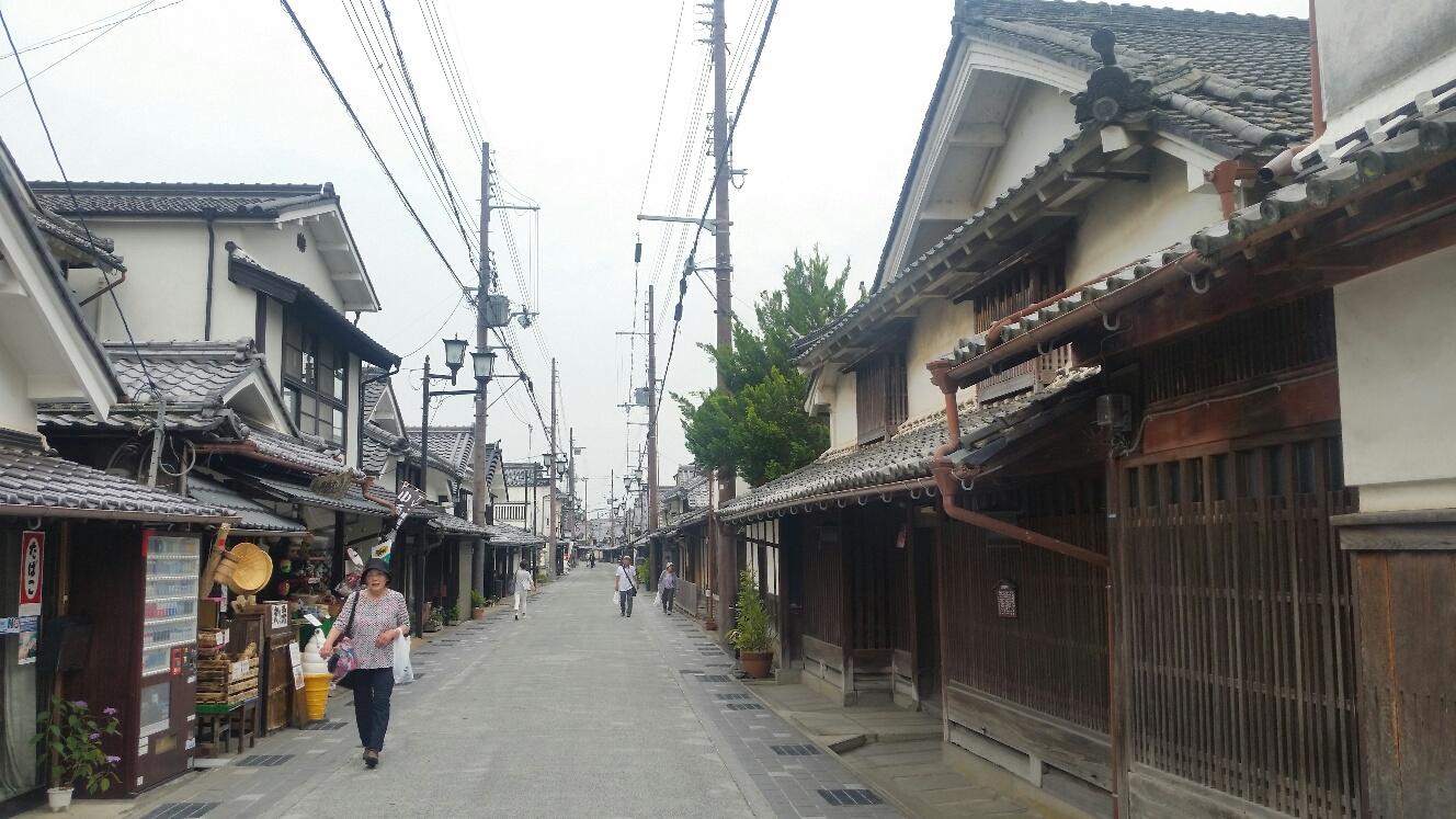 篠山街並み