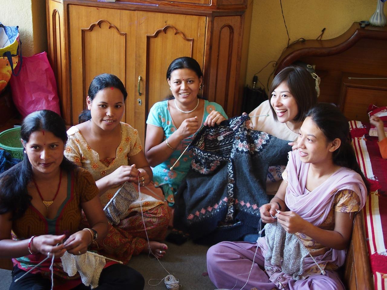 Nepal生産者