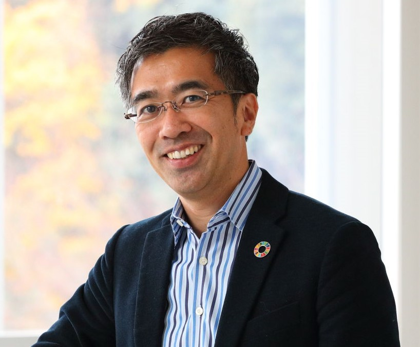 慶応大大学院・蟹江憲史教授